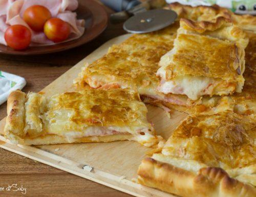 Parigina pizza rustica napoletana
