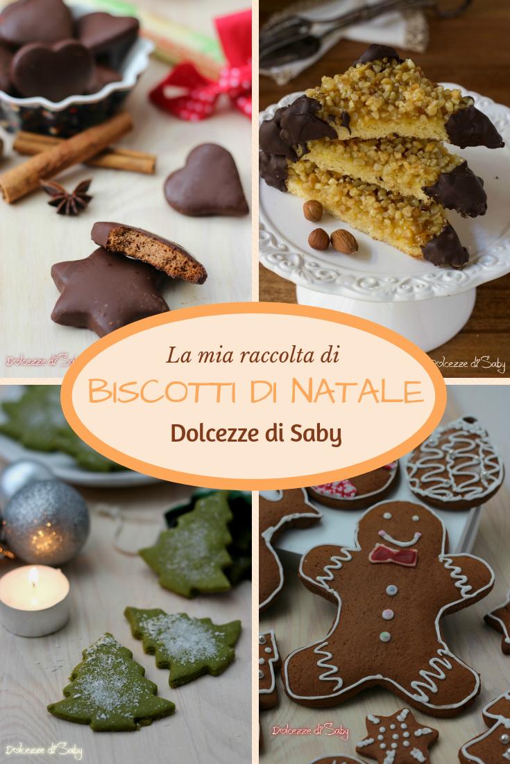 Biscotti Classici Di Natale.Biscotti Di Natale Ricca Raccolta Di Ricette Tradizionali