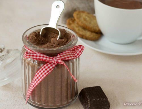 Cioccolato solubile fatto in casa (pronto in 5 minuti )