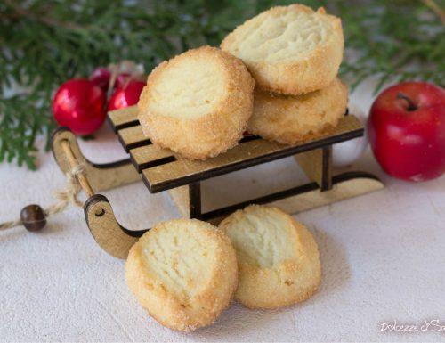 Biscotti sablé (heidesand)