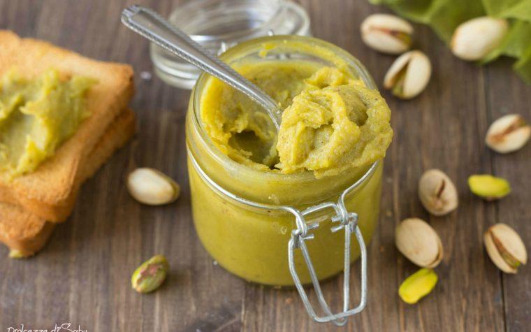 Crema al pistacchio spalmabile