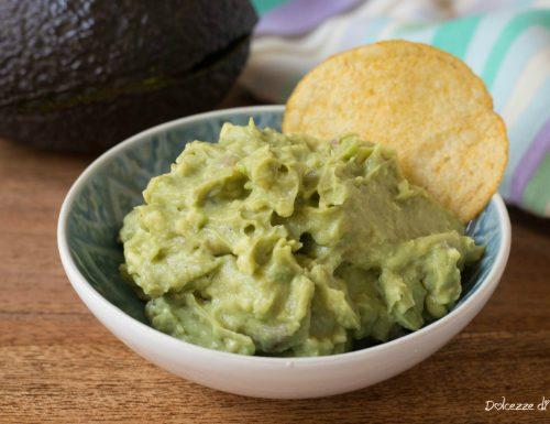 Guacamole ( salsa messicana pronta in 10 minuti)