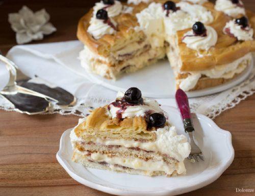 Torta Zeppolone