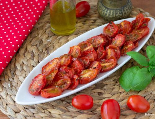 Pomodorini confit veloci