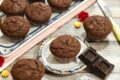 Muffin extra-cioccolatosi