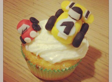 I miei primi cupcake