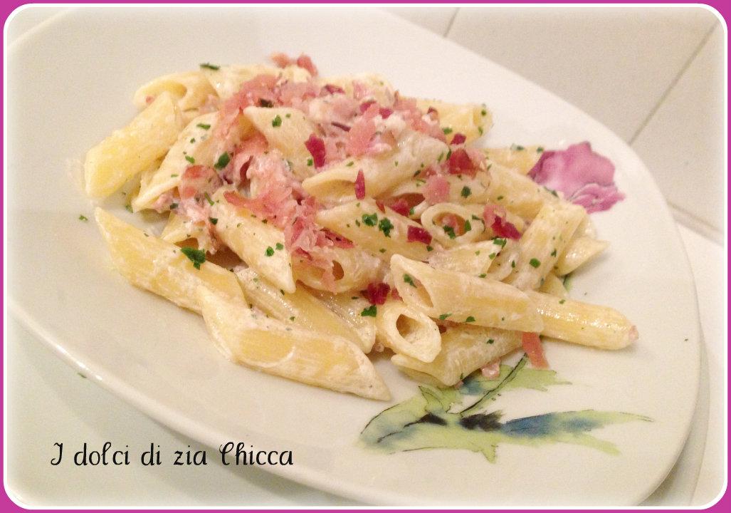 Ricette pasta con speck