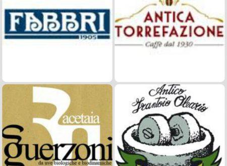 Collaborazione con:Fabbri, Antica Torrefazione, Frantoio Muraglia, acetaia Guerzoni