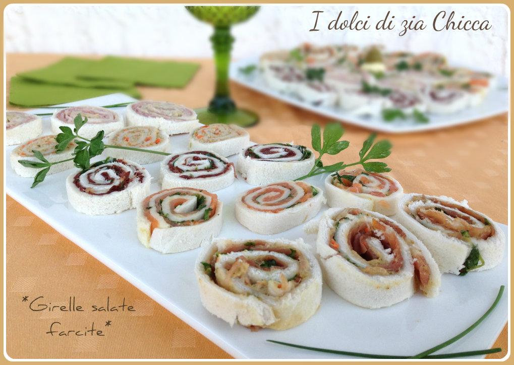 Girelle salate farcite
