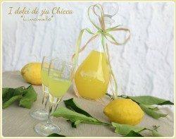 Limoncino o limoncello