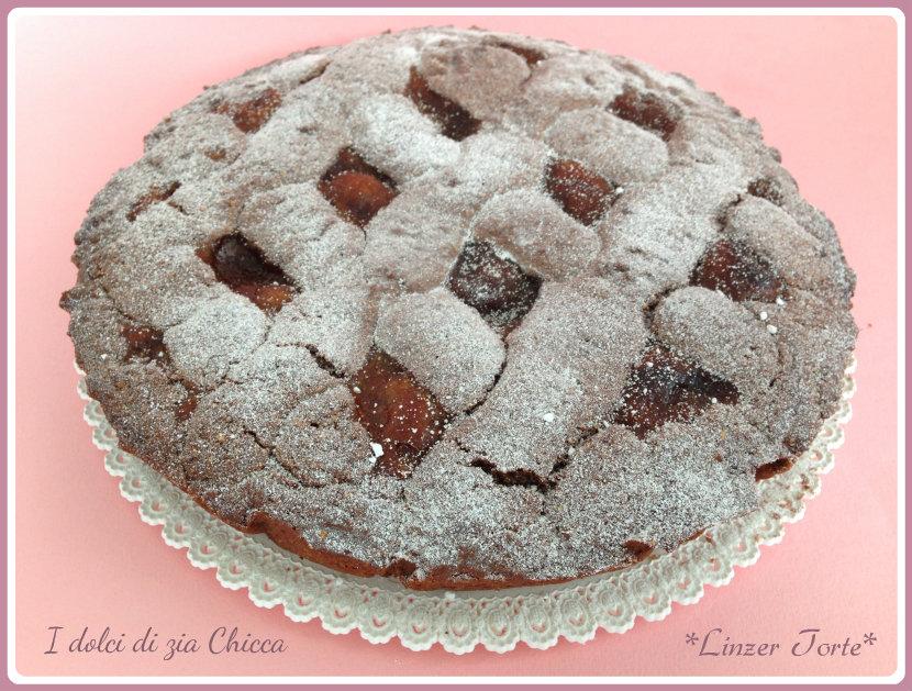 Linzer Torte, una crostata particolare