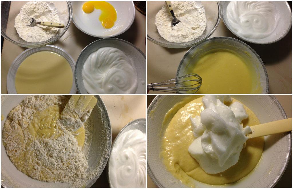 Tortini morbidi al latte condensato