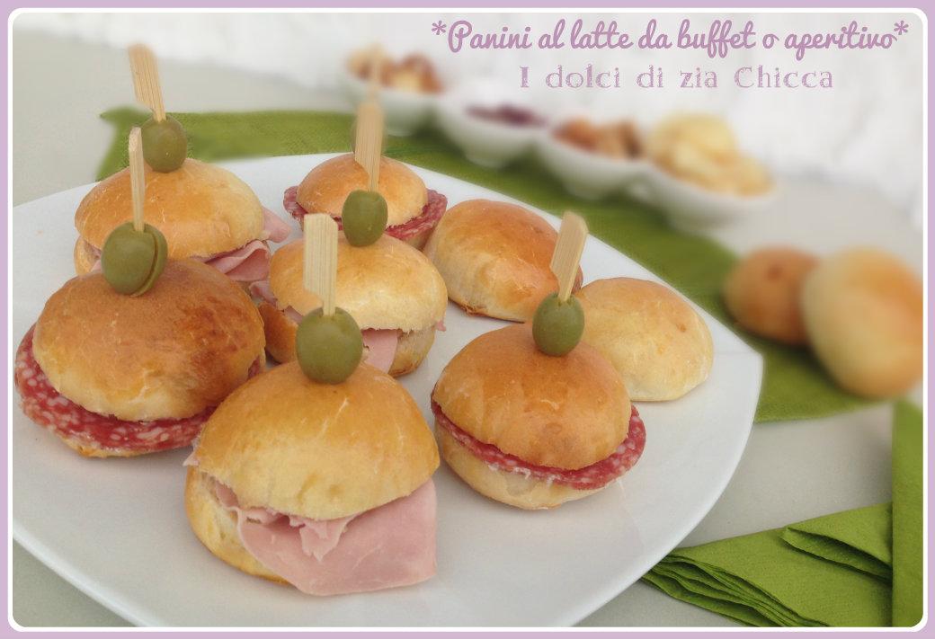 Come farcire panini per buffet - Cotto e Postato