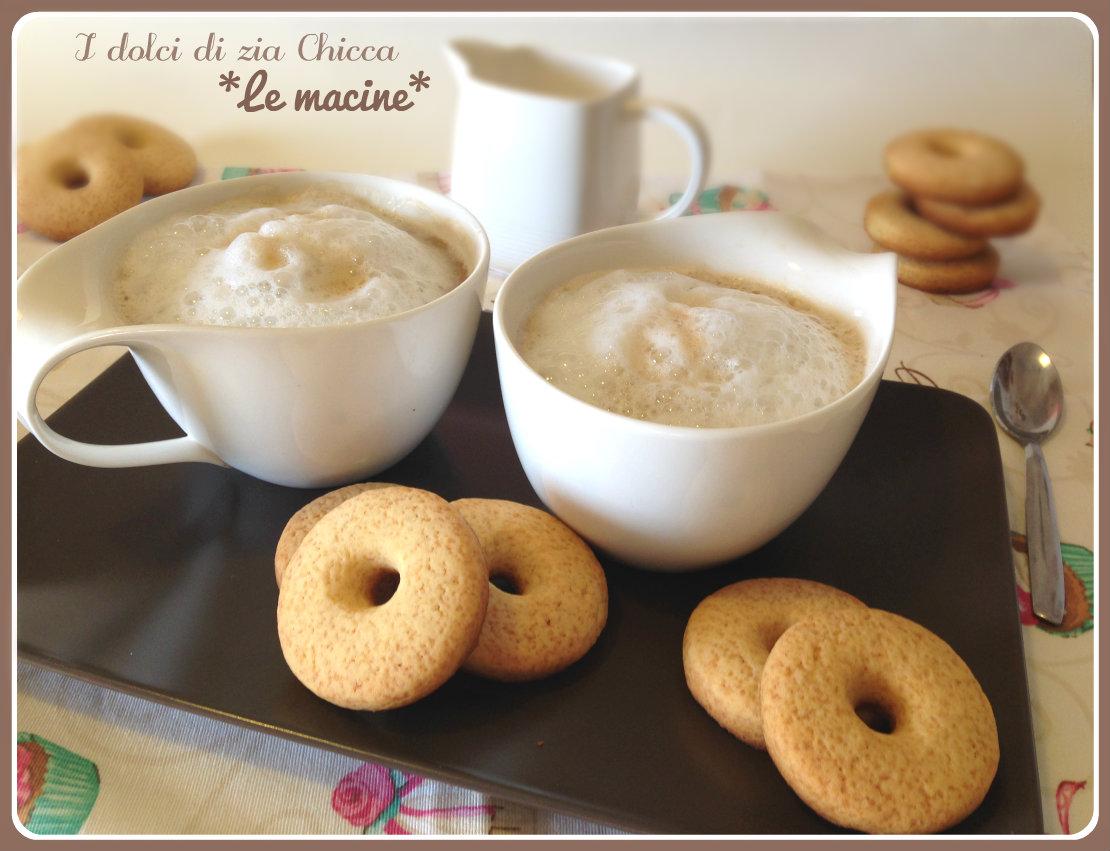 Le Macine, i biscotti di Luca Montersino