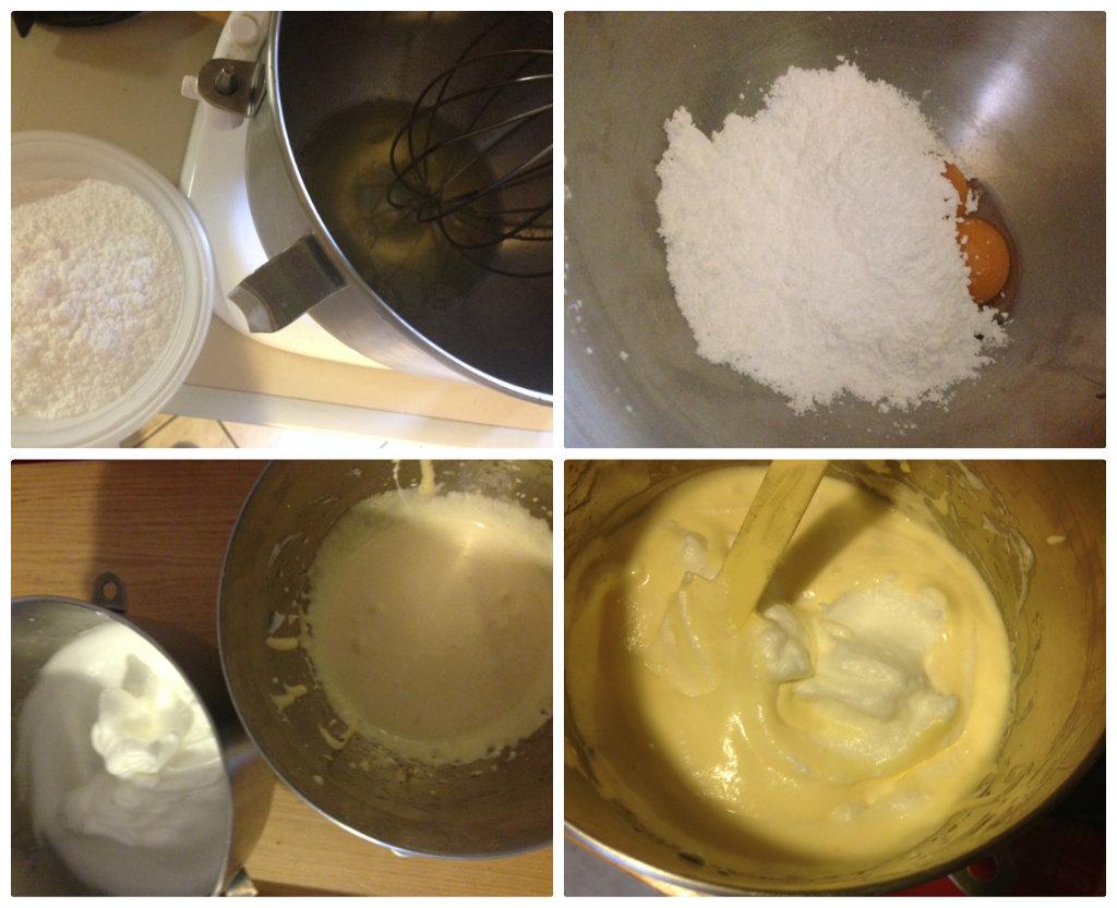 Rotolo di pan biscotto, ricetta base