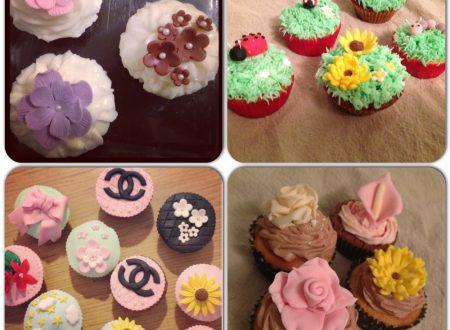 Glasse,frosting e coperture per cupcake
