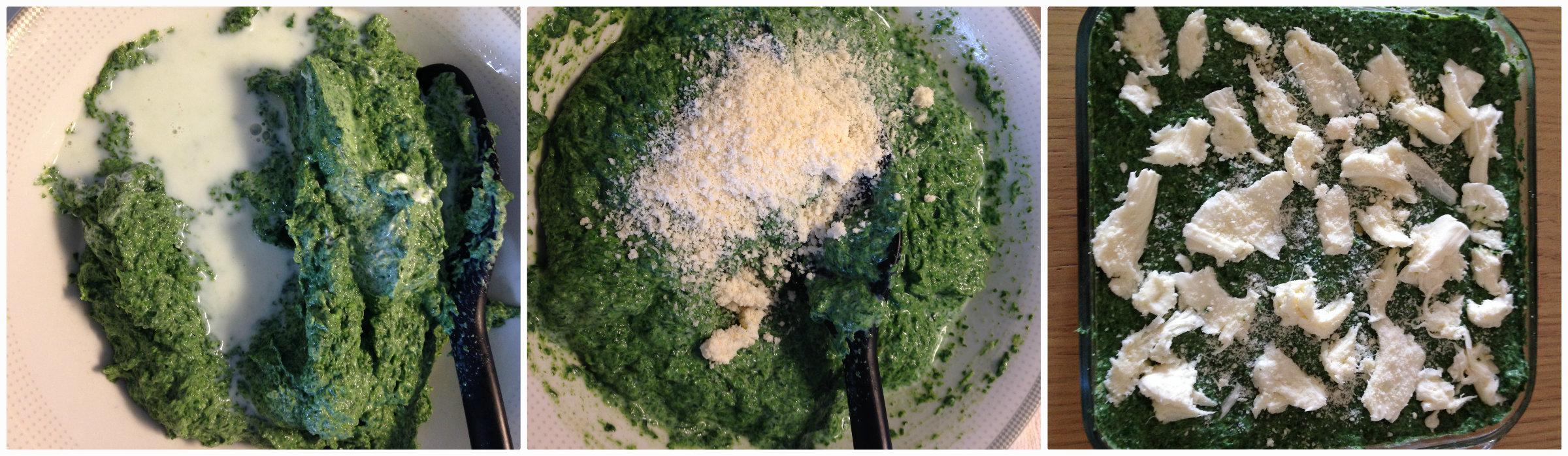 Le Lasagne con spinaci e mozzarella filanti sono un primo piatto semplice e veloce che non manca mai sulla mia tavola. I