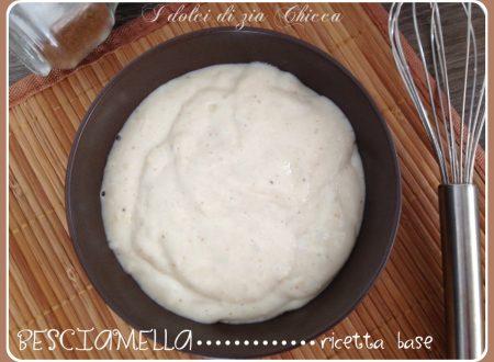 Besciamella, ricetta base