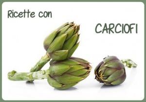 Ricette con CARCIOFI