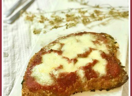 Cotolette al forno alla pizzaiola