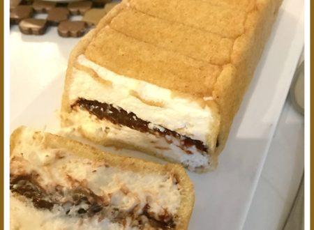 Semifreddo ai Pavesini e Nutella