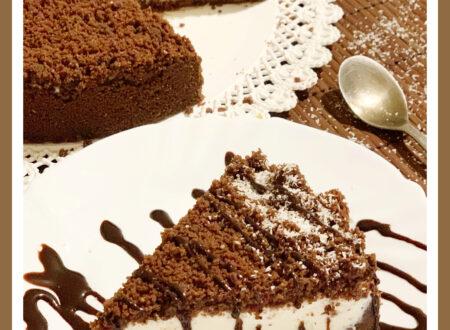 Sbriciolata cocco e cioccolato