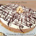 Cheesecake al doppio cioccolato senza cottura