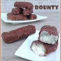 Dolcetti al cocco e cioccolato simil Bounty
