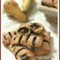 Sfogliatelle di pera e Nutella