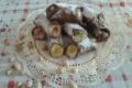 Cannoli siciliani al cioccolato
