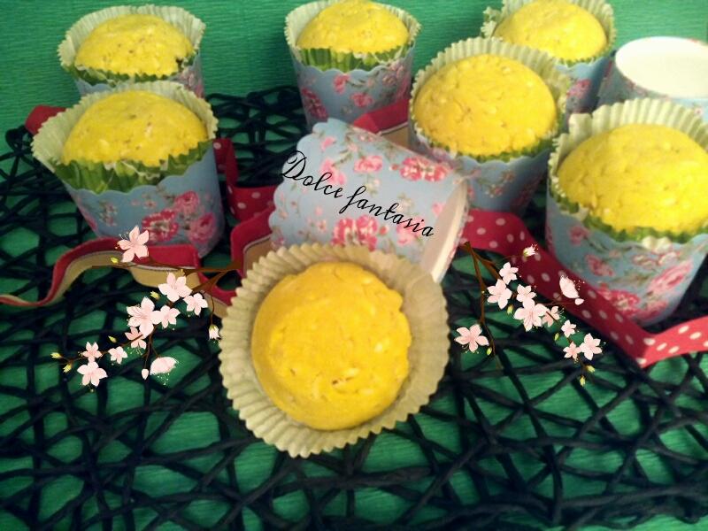 Mimose di cioccolato e riso soffiato