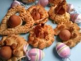 Coccoi cun s ou Cocco con l uovo ricetta sarda