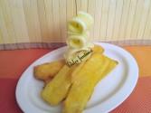 Cetrioli impanati fritti