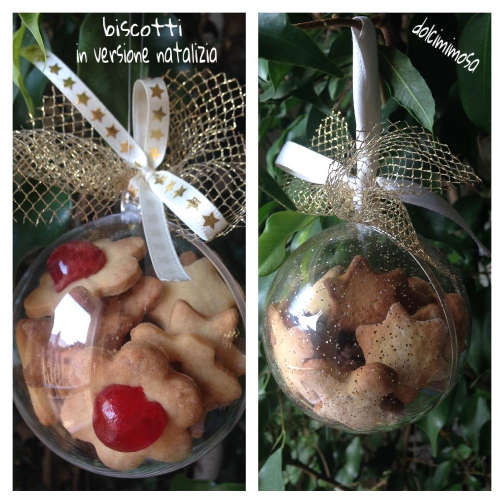 Biscotti in versione natalizia