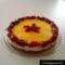 Torta limone e fragole