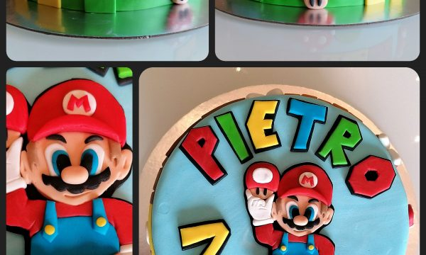 Torta Mario Bross