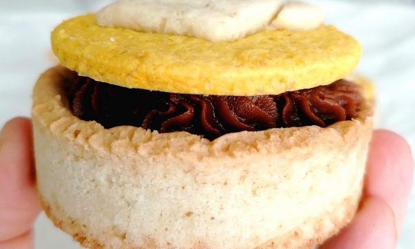 Pasta frolla all'olio con Zucchero di canna