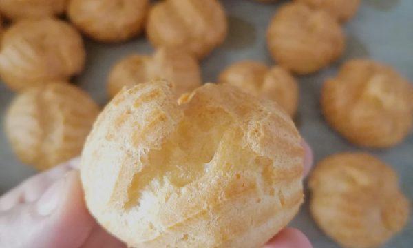 Pasta choux senza glutine