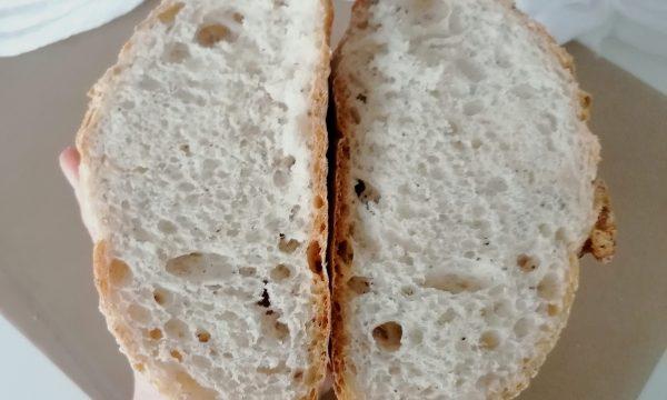 Pane semi-integrale ai semi di chia