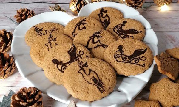 Biscotti alla cannella senza glutine