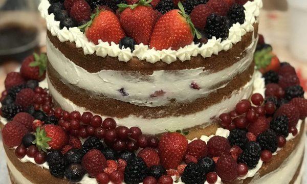 Sponge Cake versione super vaniglia