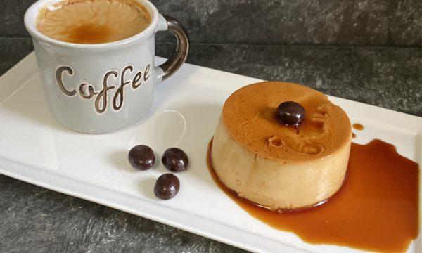 Panna Cotta al Caffè di mamma Lucia