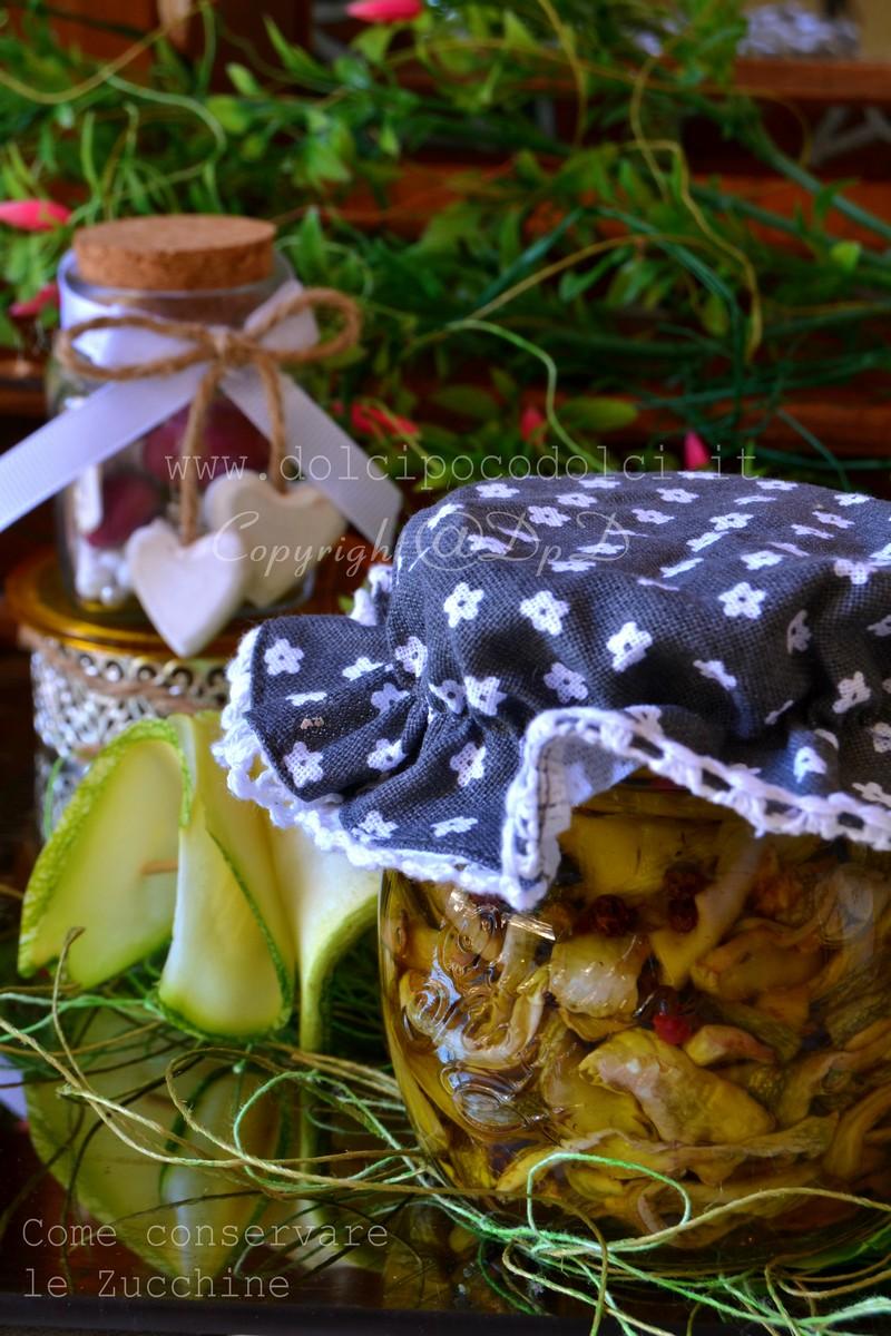 Come Conservare le Zucchine: 14 Passaggi (con Immagini)