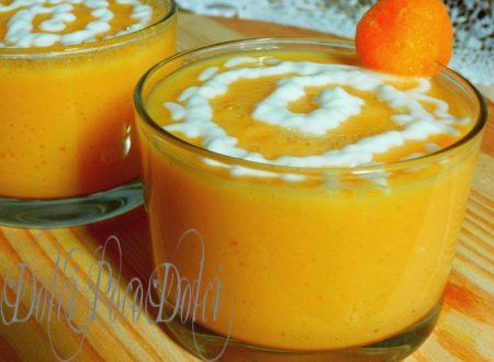 Smoothie albicocca mela e pera ricetta light