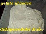 GELATO AL COCCO..