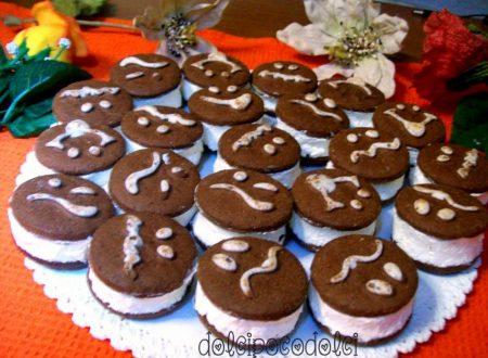 Gelati biscotto mimicao  (tempo:20 minuti)