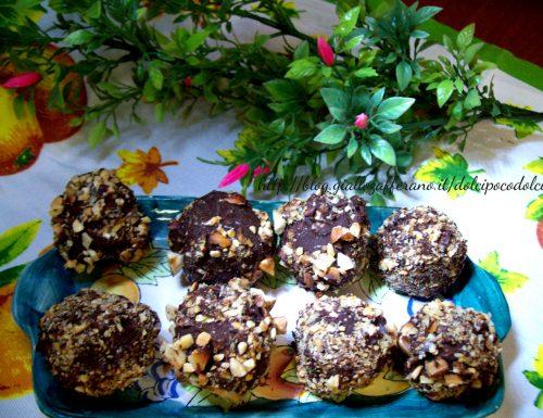 Cioccolatini in 10 minuti