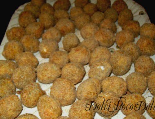 Olive ripiene all'ascolana (ricetta passo passo)