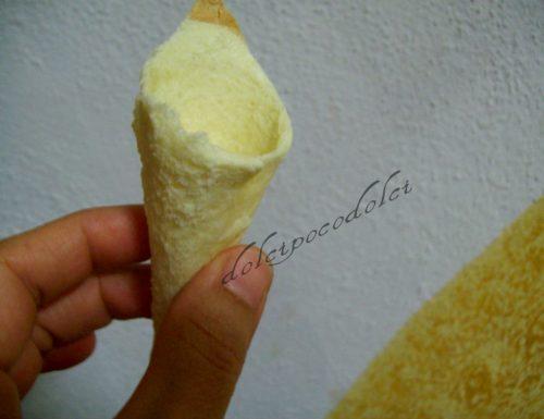 Come fare i coni di pane