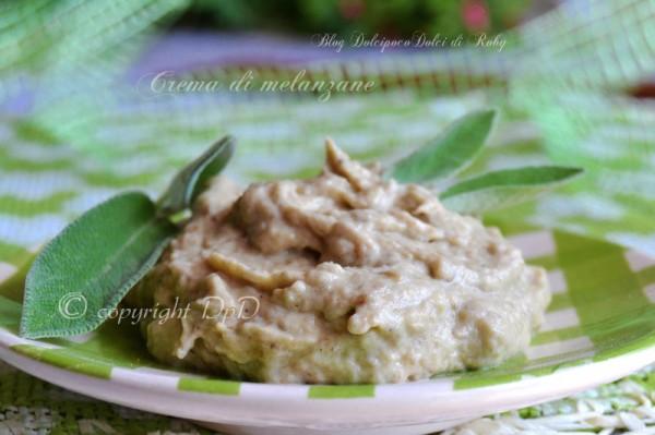 Crema di melanzane 2